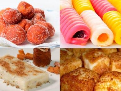 Tradicionales dulces