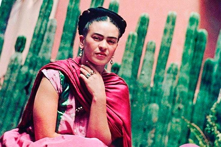 Exposición de las prendas y accesorios de Frida Kahlo