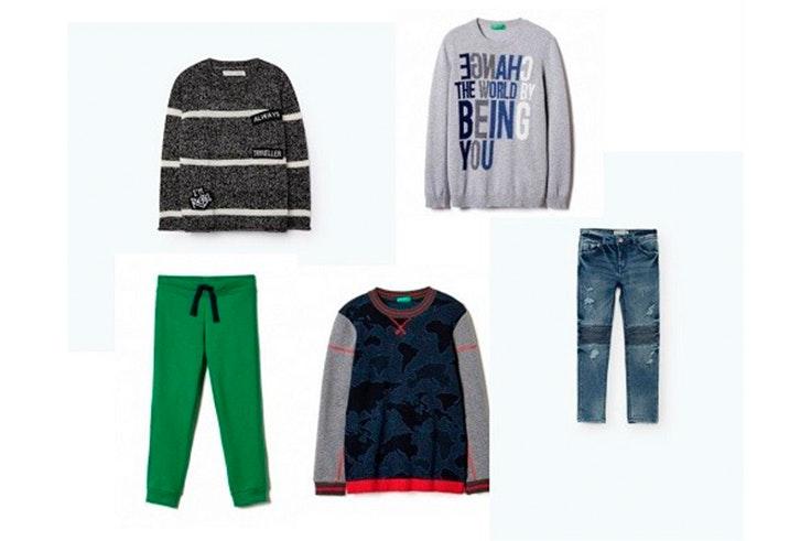 Las mejores tendencias en moda de niños para este otoño