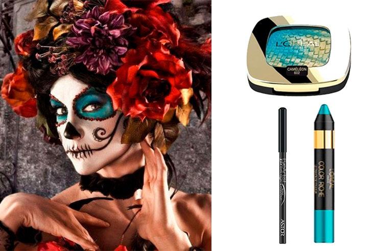Mejores maquillajes para Halloween