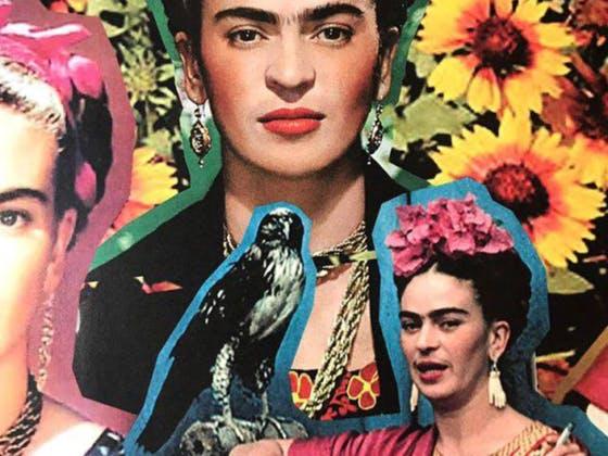 Las prendas de Frida Kahlo salen a la luz en una exposición en Londres