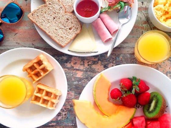 Ideas de recetas de snacks saludables