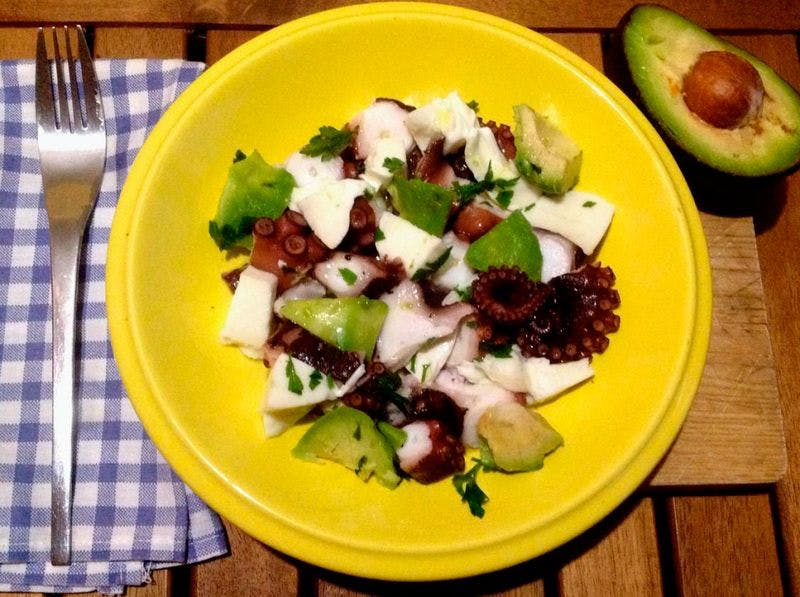 Recetas de platos saludables