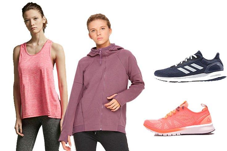 La mejor moda deportiva en Black Friday de Dos Mares
