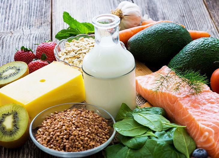 Alimentos contra los resfriados