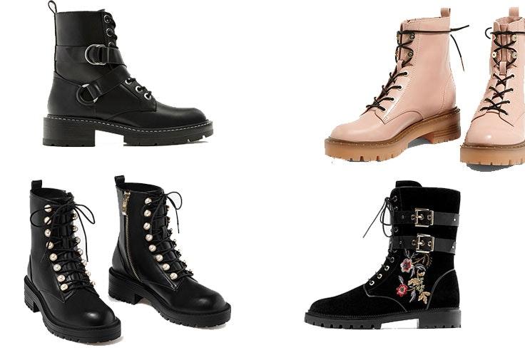 Zapatos de moda para esta temporada