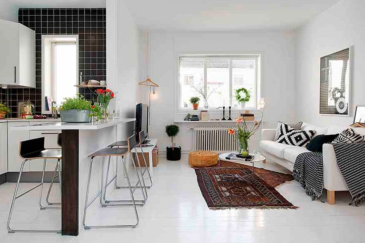 Espacios abiertos para tu hogar