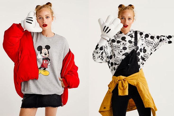 Susaderas de Mickey Mouse