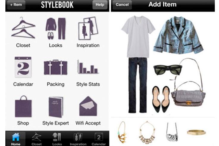 Las mejores apps de moda
