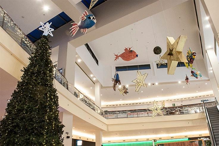 arbol de navidad dos mares