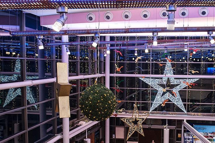 decoracion navidad dos mares