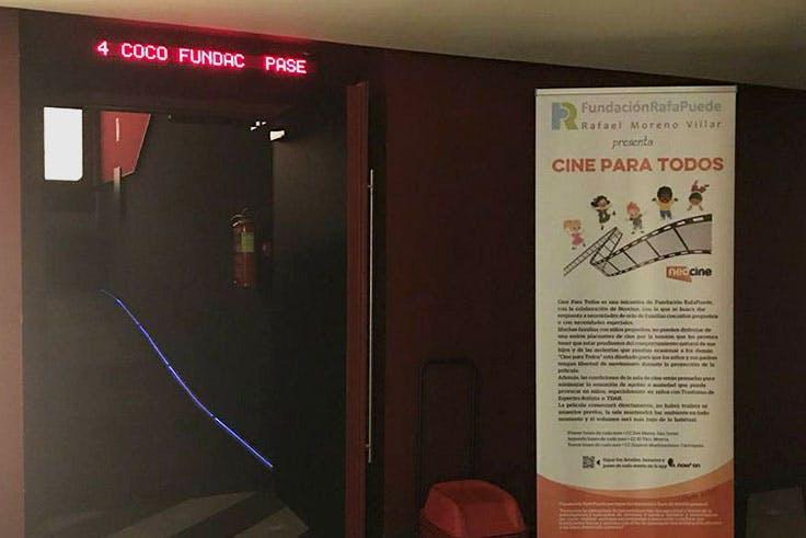 Ciclo de cine para niños