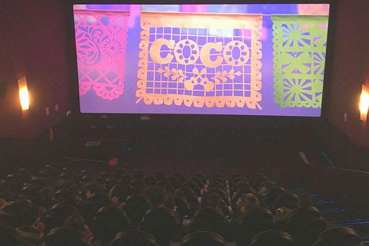 Ven a nuestro de cine en Dos Mares