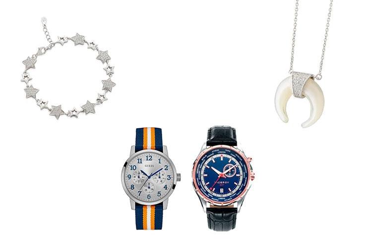 Promociones en joyas y accesorios