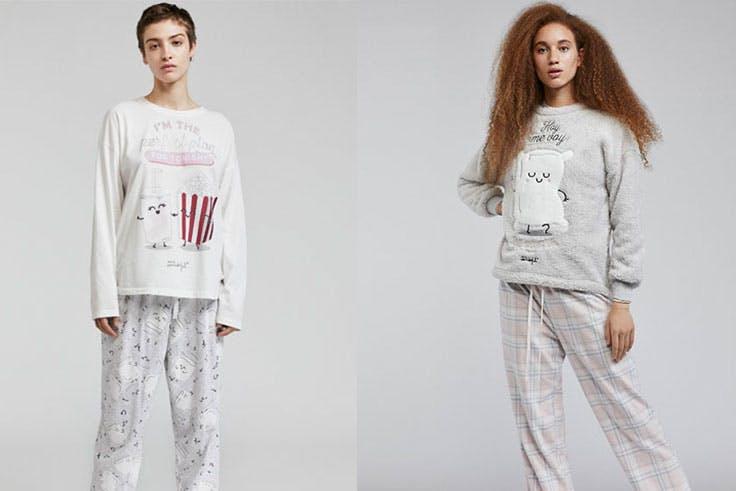 Tendencias en moda de pijamas