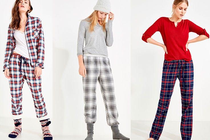 Tendencia de pijamas