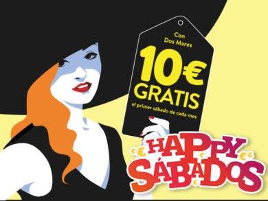 Promoción Happy Sábados
