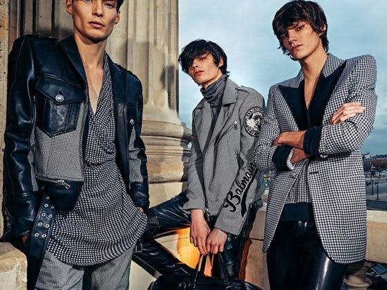 Tendencias de moda masculina 2018