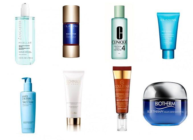 productos belleza cuidado piel