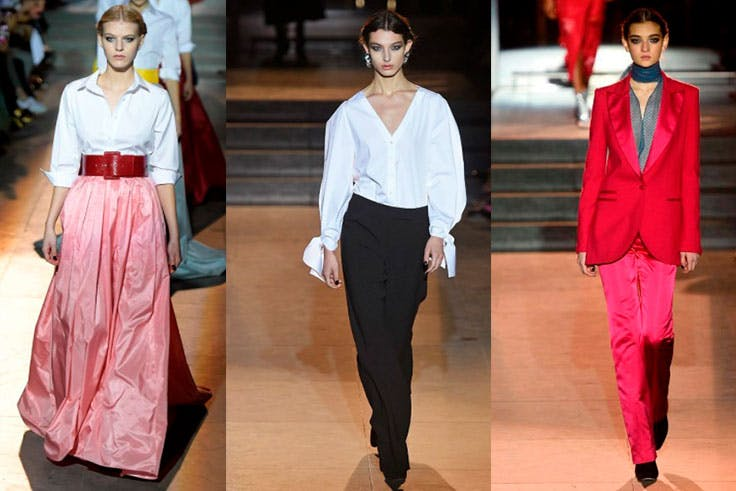 New York Fashion Week desfile de Carolina Herrera
