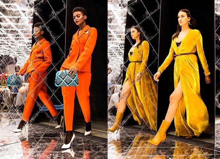 Desfiles de la New York Fashion Week