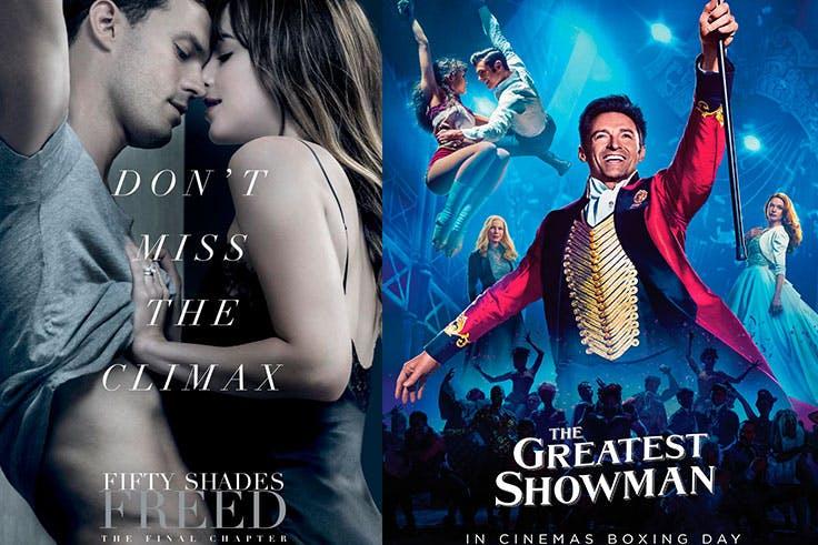 Regalo de entradas de cine por San Valentín