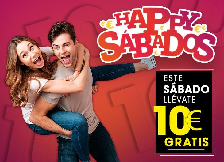 Happy Sábados Dos Mares