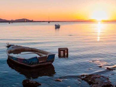 Mar Menor deportes al aire libre