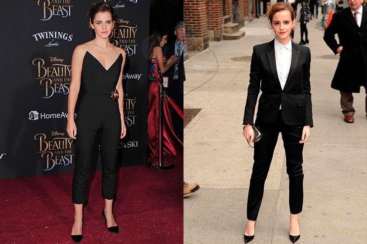Los mejores estilismos de Emma Watson