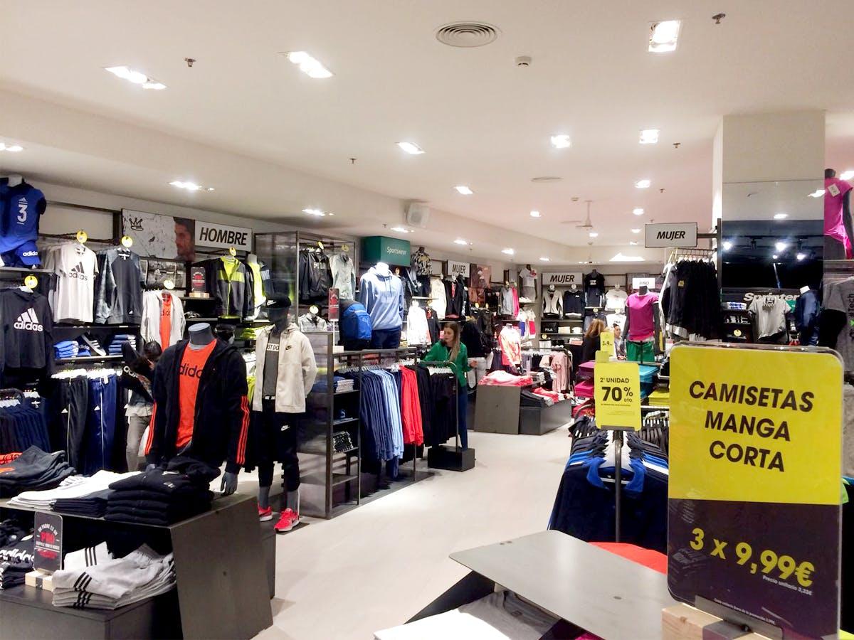Sprinter inaugura su tienda en nuestro Centro Comercial 699e5eedf3172