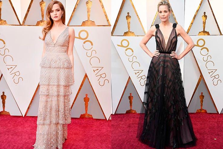 Los mejores looks de los Oscar 2018