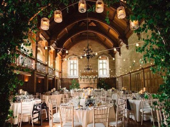 Ideas de decoración para bodas con diseño moderno