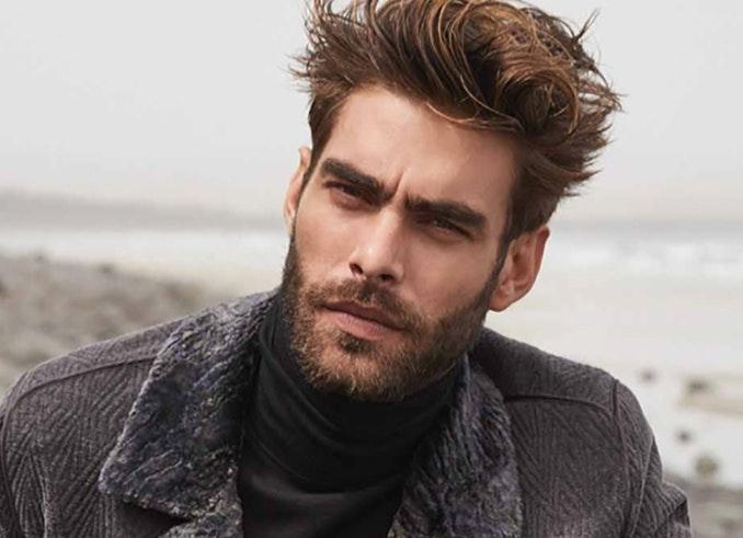 barbas hombre
