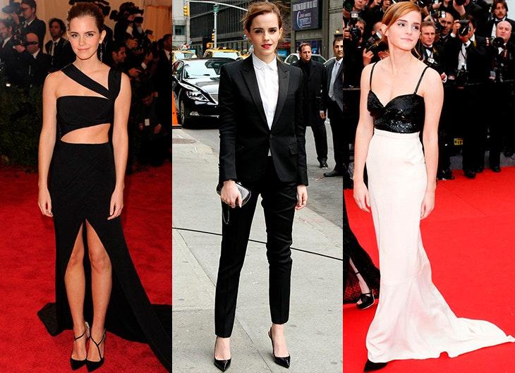 538ec47b78 Emma Watson – Los mejores looks de fiesta de Emma Watson
