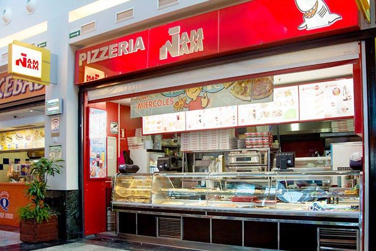 Promociones exclusivas en pizzería Ñam Ñam