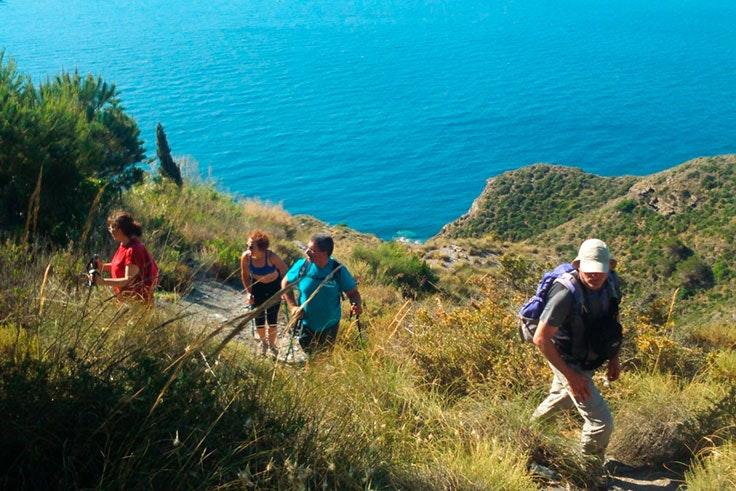 Mar Menor las mejores rutas