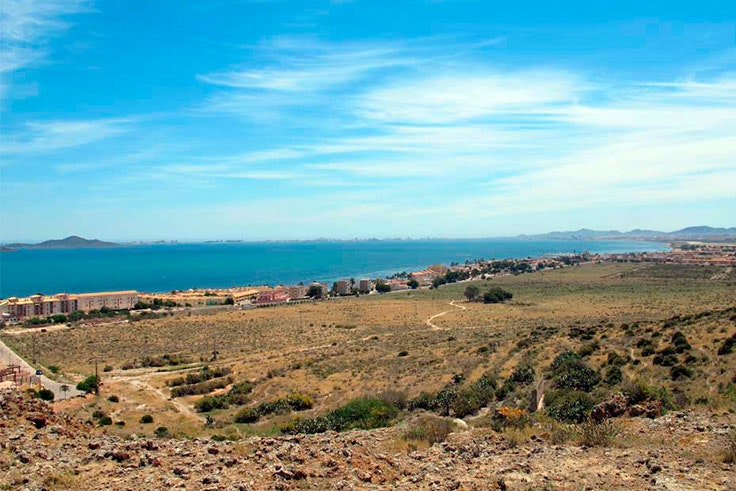 Rutas de senderismo por el Mar Menor