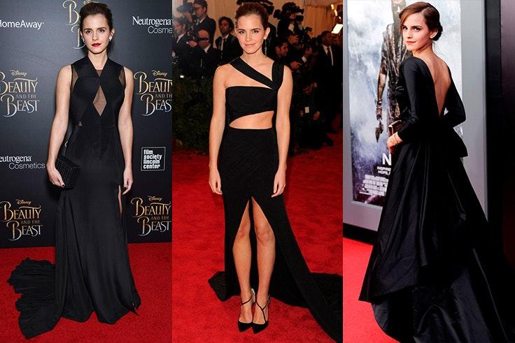 Los mejores looks de evento de Emma Watson
