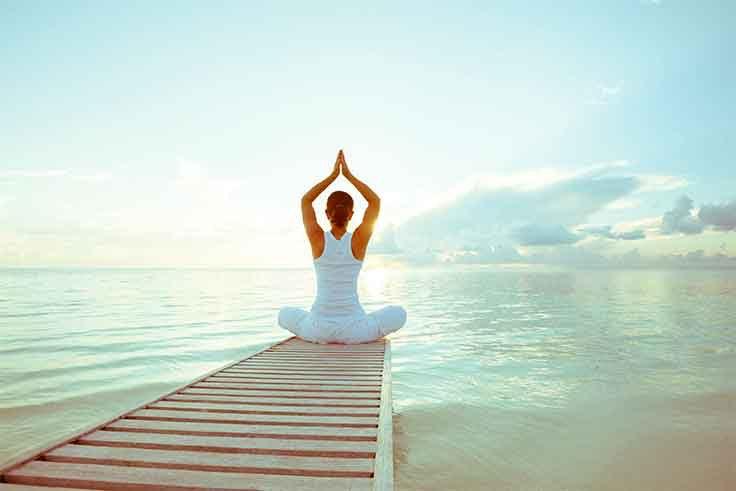 Yoga y pilates en el Mar Menor