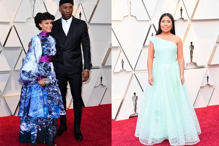 looks oscar 2019 los peores vestidos