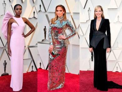 los mejores looks de los oscar 2019