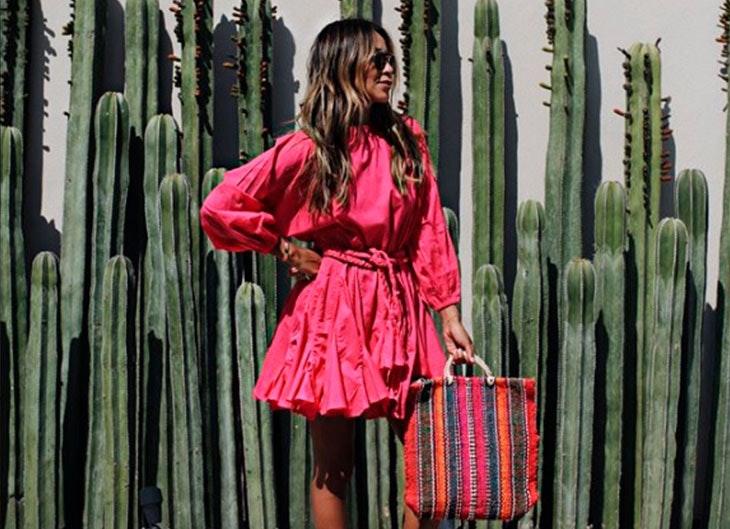 Cómo lucir tus vestidos de primavera