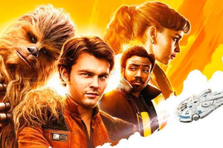 Estreno de la película Han Solo: Una historia de Star Wars en NeoCine