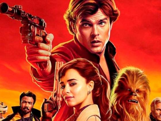 Estreno de Han Solo: Una historia de Star Wars