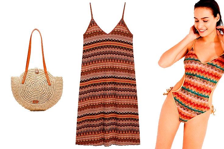 Estilismos de verano para ir a la playa