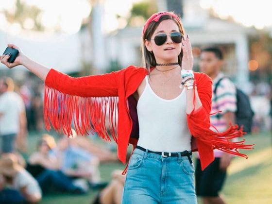 Tendencias de moda para los looks de festivales 2018
