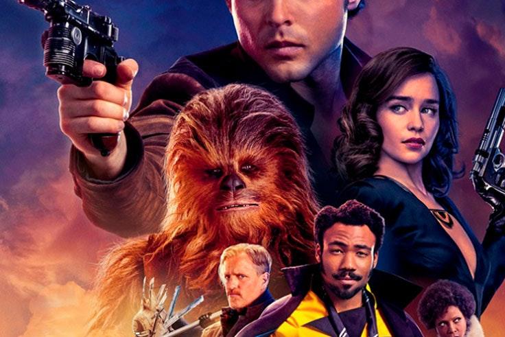 Estreno de la película Han Solo: Una historia de Star Wars en Dos Mares