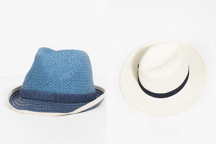 Tendencia de sombrero panamá esta temporada
