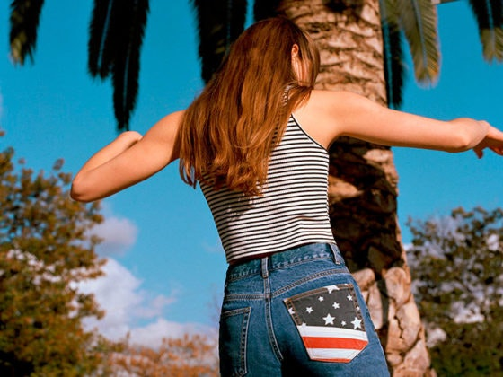 Tendencia del estilo californiano en Pull and Bear