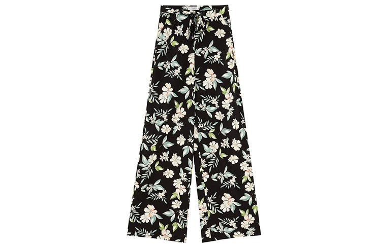 Tendencia de pantalones palazzo en Pull and Bear